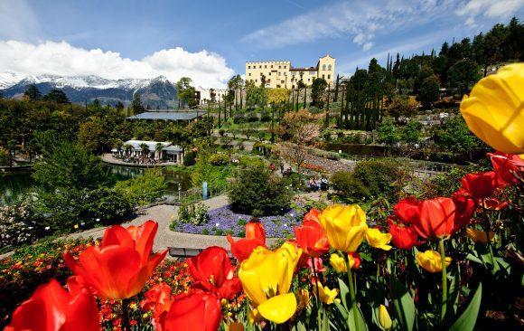 UFFICIO STAMPA - Giardini di Sissi